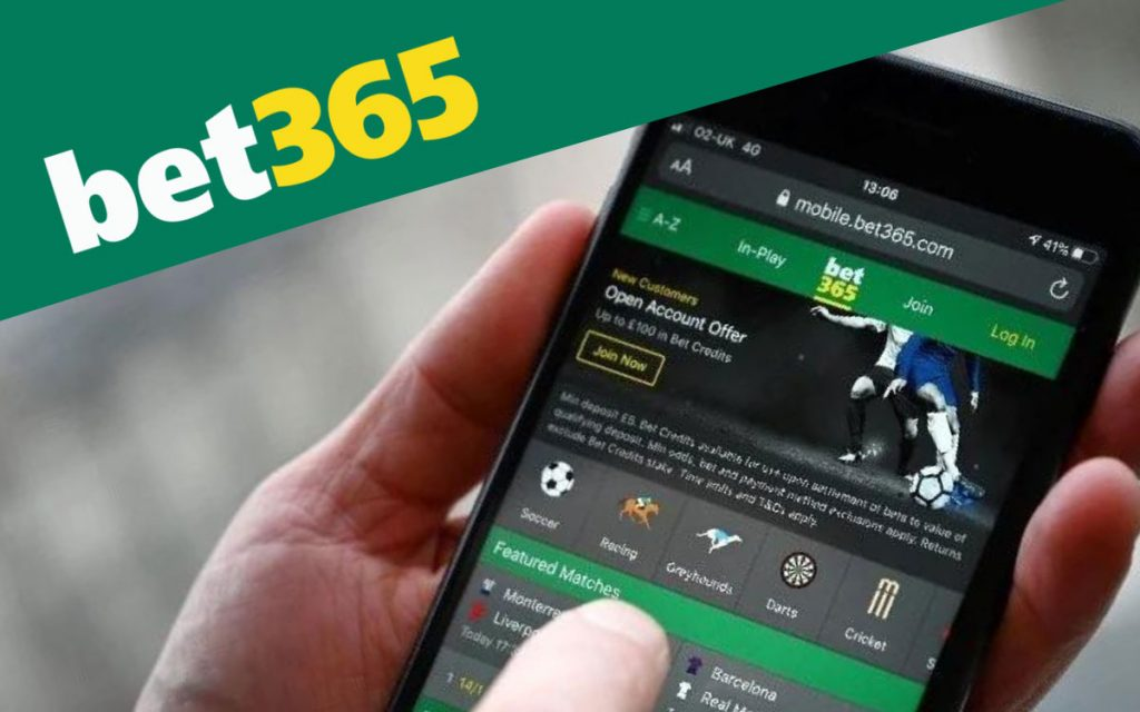 Bet365 personal information