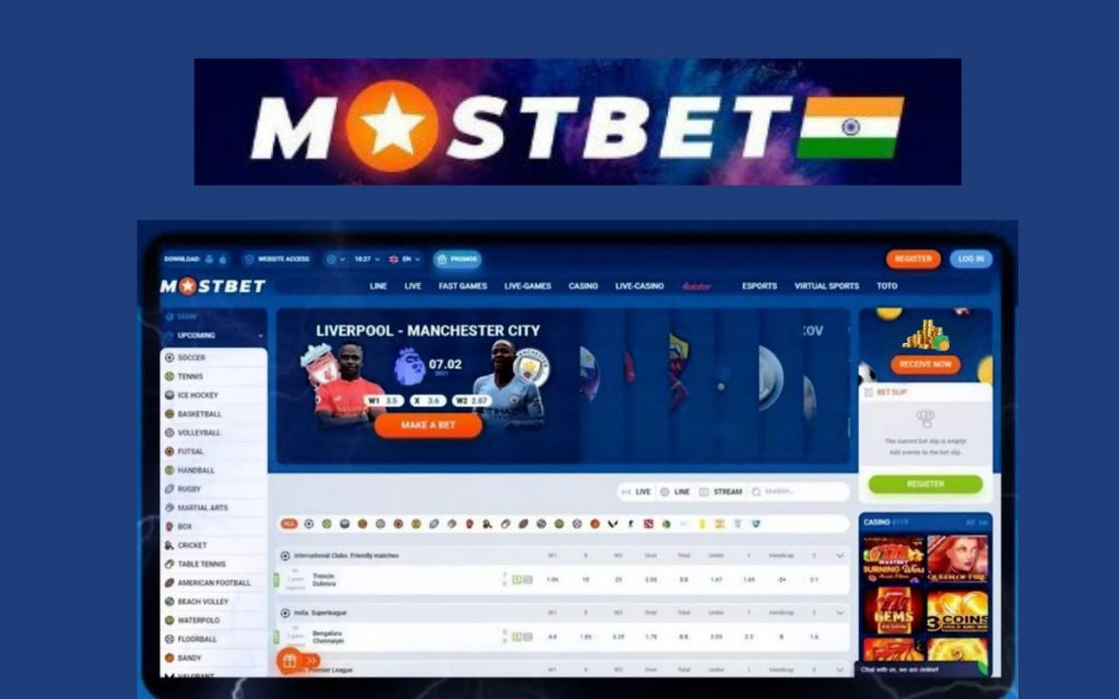 Register on Mostbet India