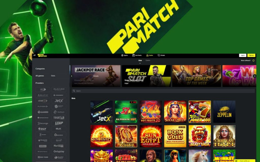 Parimatch Betting Site